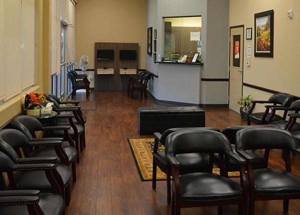 High tech affordable dentistry Fresh Dental Orthodontics Longview Tyler TX Locations Longview interior